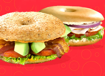 Buy 1 Get 1 Free Thin Sandwich Einstein Bros Bagel