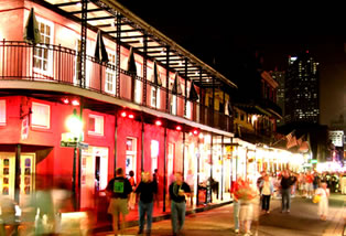 Night Life New Orleans