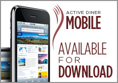 ActiveDiner Mobile App
